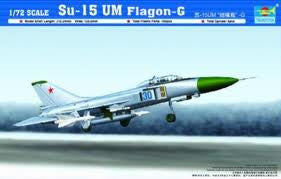 1:72 SU-15 UM FLAGON-G SOVIET FIGHTER