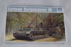 1:35 GERMAN BERGEPANZER IV