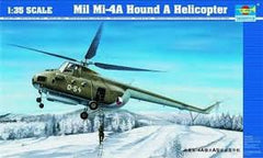 1:35 MIL MI-4A HOUND A HELICOPTER