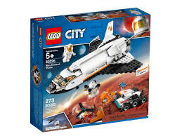 CITY: MARS RESEARCH SHUTTLE