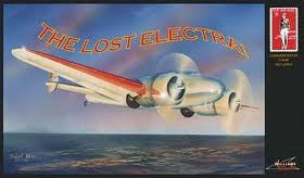 1:53 THE LOST ELECTRA (AMELIA EARHART)