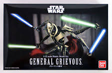 1:12 STAR WARS: GENERAL GRIEVOUS