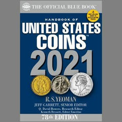 2021 COIN BLUE BOOK