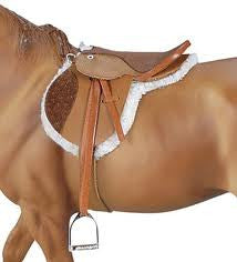 ENGLISH SADDLE - DEVON