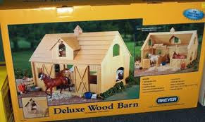 BARN WOOD DELUXE- TRADITIONAL, LARGEST
