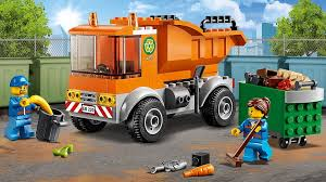 CITY: GARBAGE TRUCK
