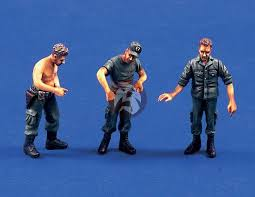 1:48 U.S. ARMY/U.S.A.F GROUND CREW VIETNAM