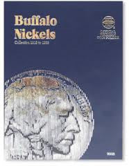 Folder Buffalo Nickels 1913-1938