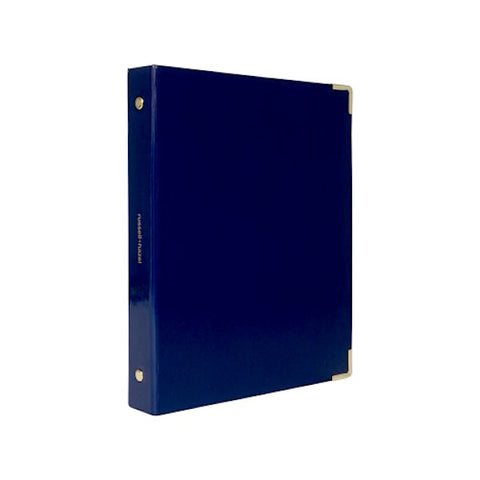 Indigo Mini Binder & Filler Paper