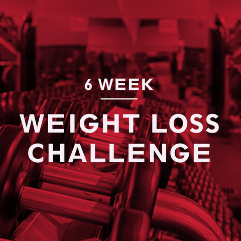 6-week Weight Loss Challenge