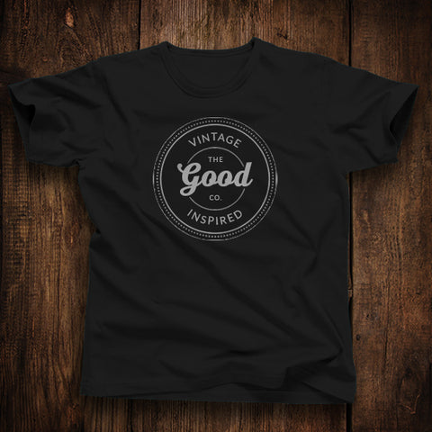 The Good Co Logo Tshirt