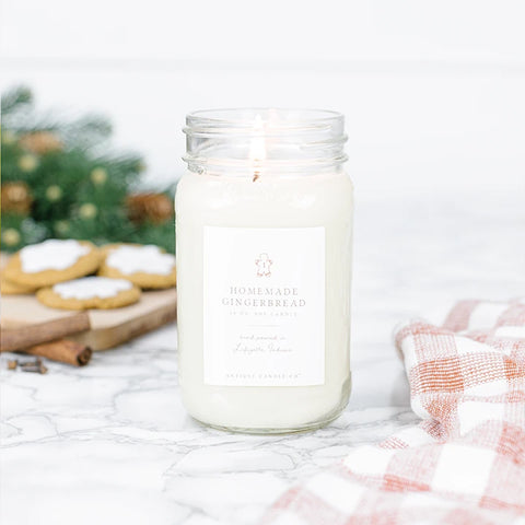 Antique Candle Co. - Homemade Gingerbread