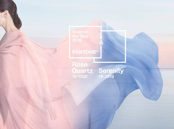 Pantone's Colors for Spring 2016