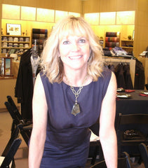 Belinda in carol lipworth designs necklace