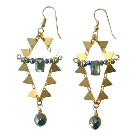 Architectural Earrings