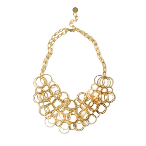 14kt Gold Plate Necklace