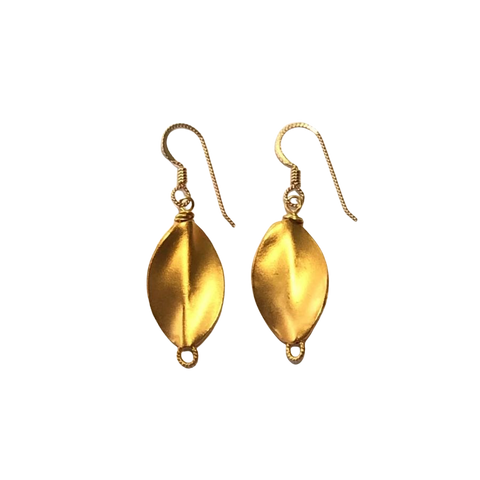 Gold Vermeil Earrings