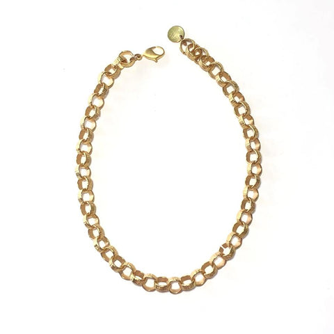 Gold Chain Bracelet/Necklace