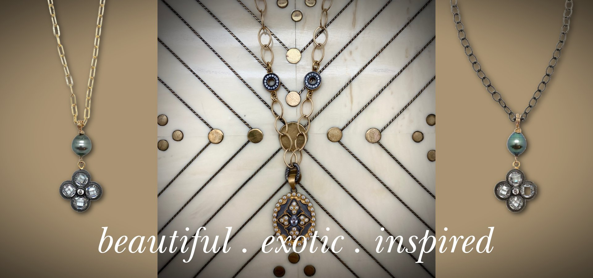 Azurite Malachite Necklace