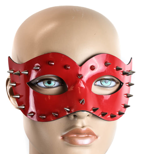 Spike Mask - Red