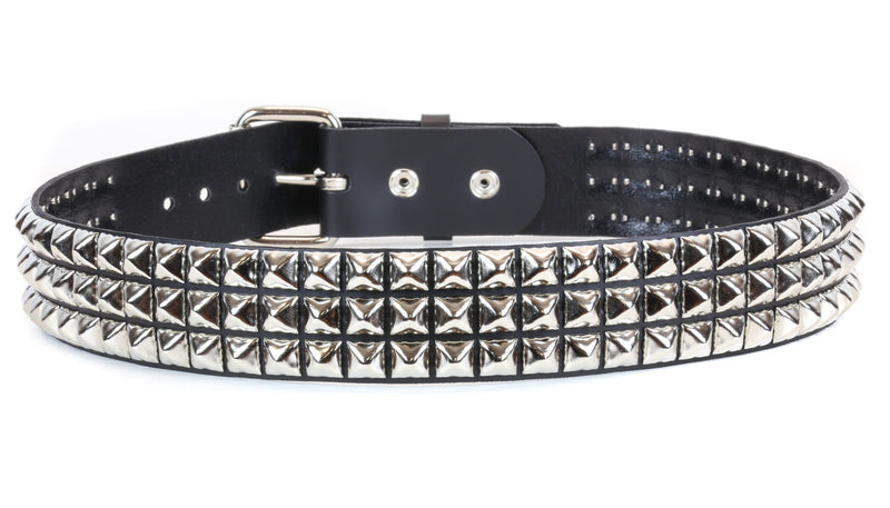 Studded 3 Row Belt