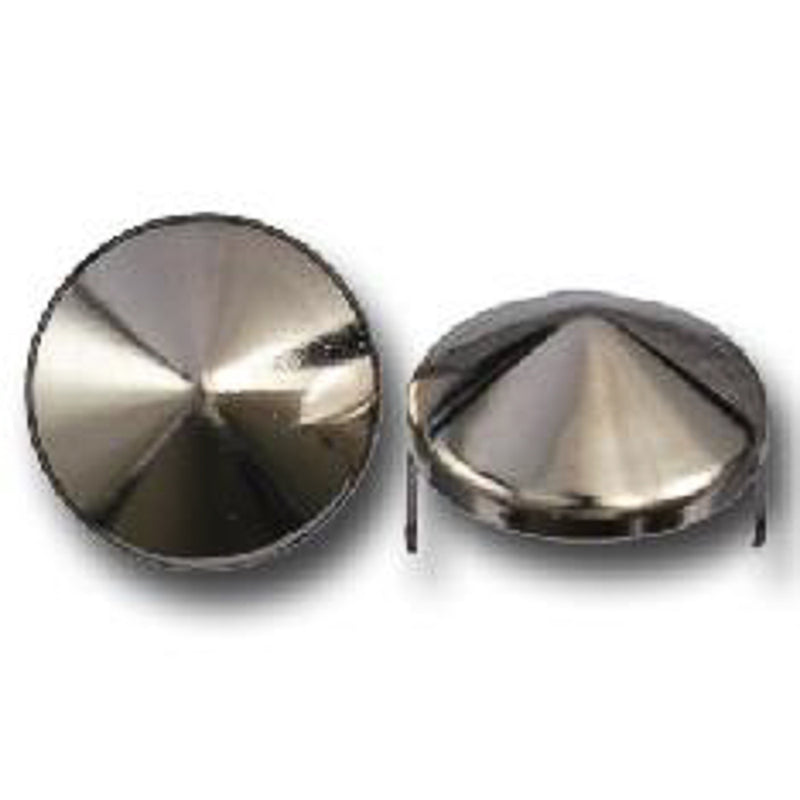 "English Conical Stud 5/8"" 6 Prong"