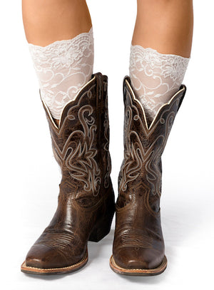 Boot Pocket Cuffs with no-slip silicone gripper