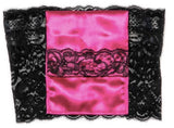 Cell Phone Lace Garter Purse With Stay-Put Grip
