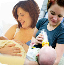 Breast Feeding or Bottle Feeding