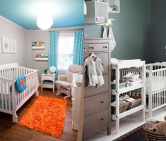 Baby's Own Room or Sharing Parent's Room, that's the question