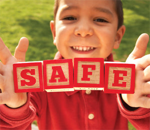Teaching your children about safety