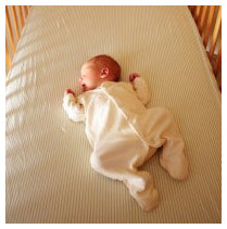 How to set your newborn baby's cradle