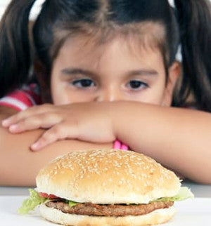 Is it safe to give junk food to my kids?