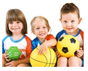 Encourage your kids to get involved on sports