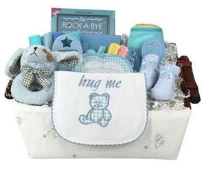 Affordable Baby Needs Gift Basket