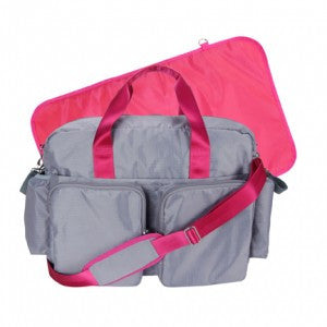 A Touch of Pink Diaper Bag