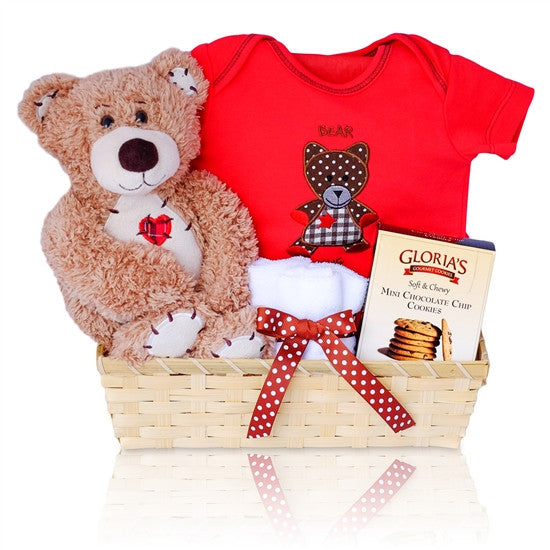 Lovely Baby Bear Gift Set
