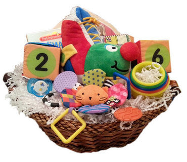 Baby Learner Gift Basket