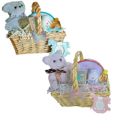 A Very Beary Special Baby Gift Basket