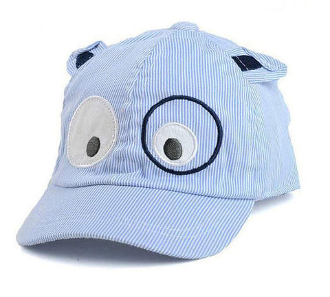 Blue Puppy Boys Hat