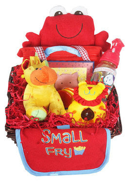 Bright Small Fry Baby Gift Basket