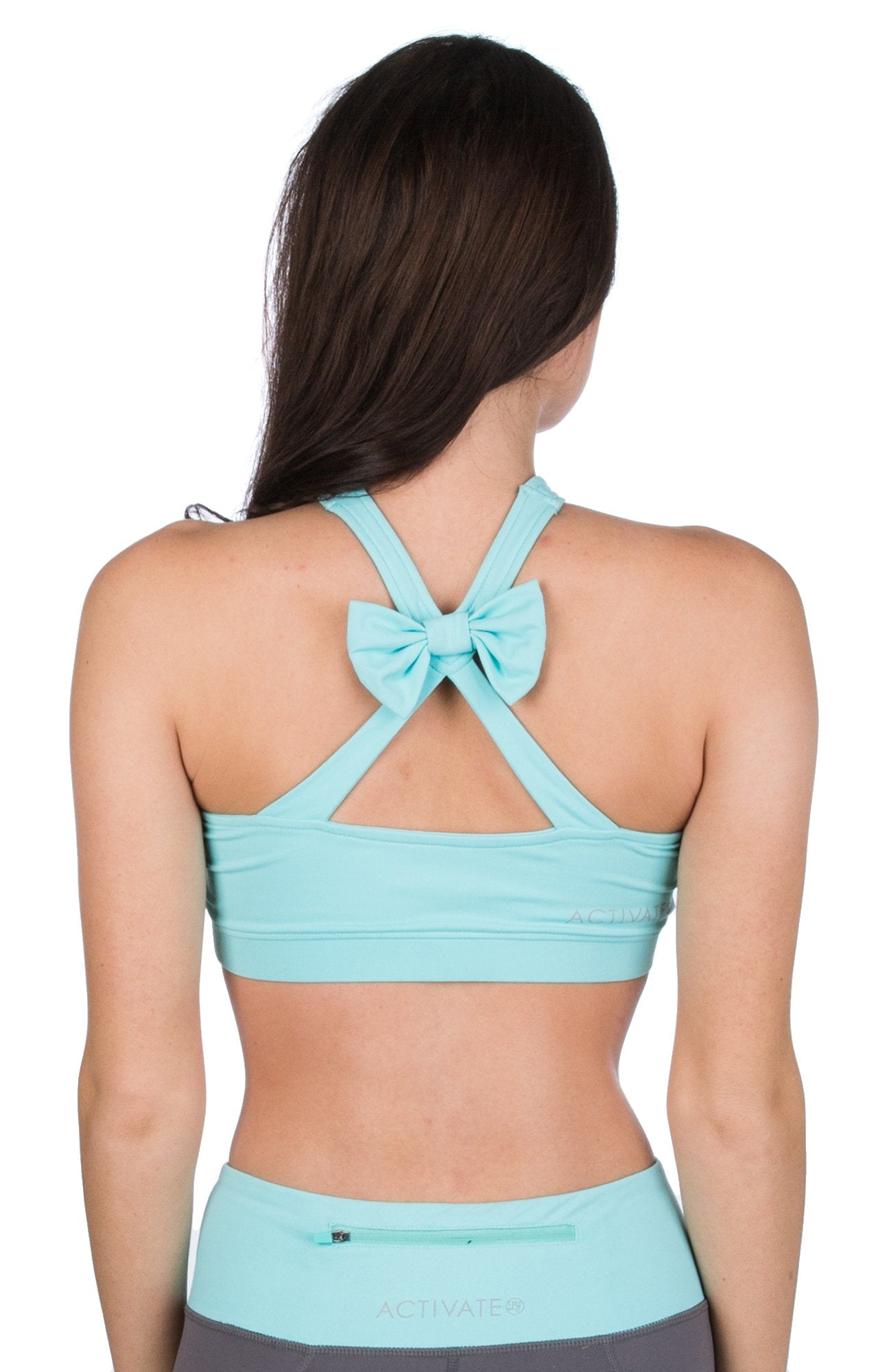 Lauren James Better with a Bow Sports Bra