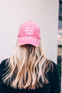 Babes Support Babes Ball Cap