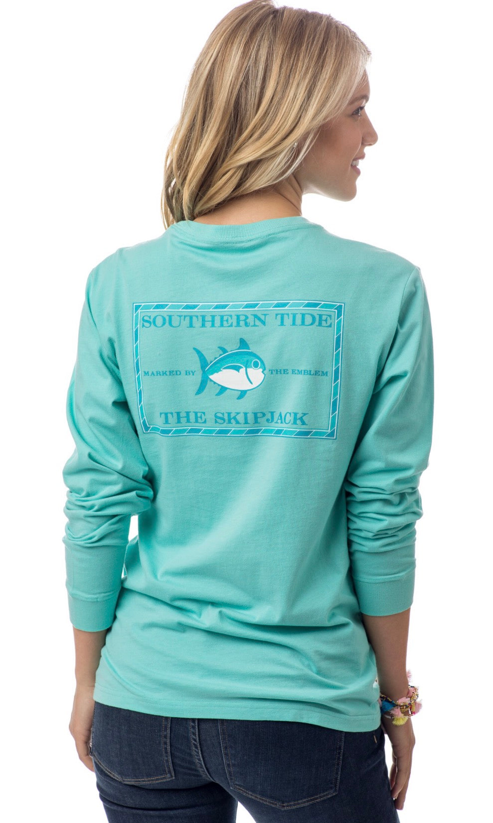 Southern Tide Original Skipjack Pocket Tee