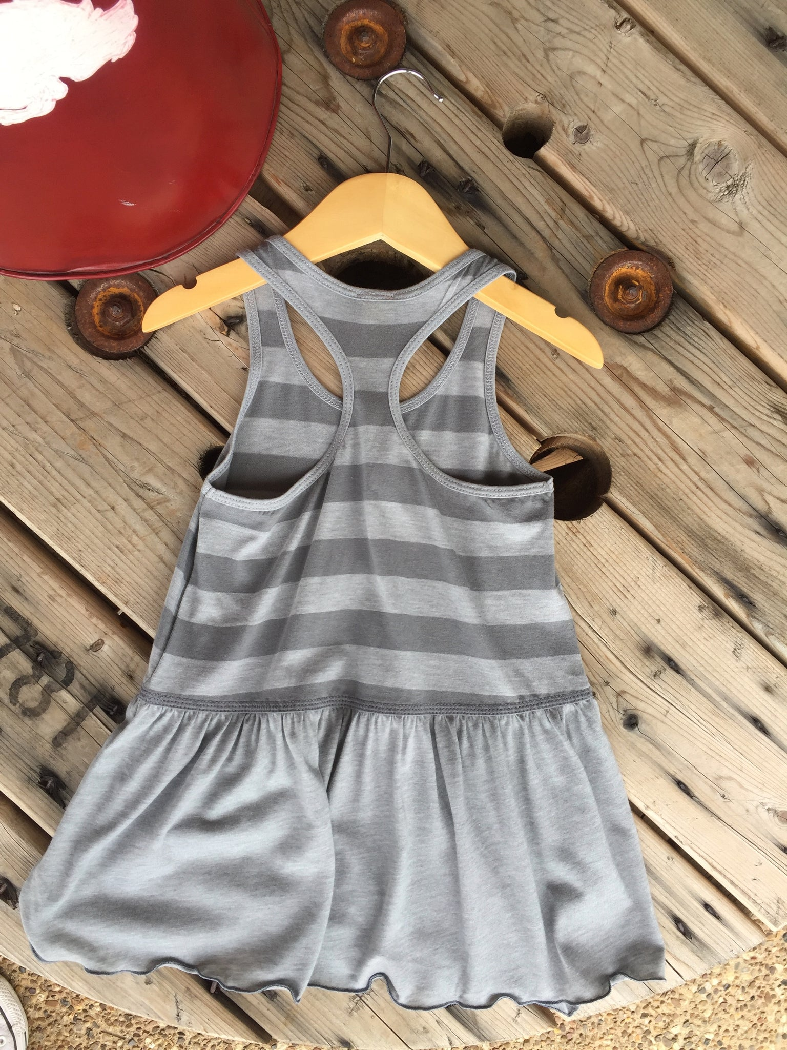 Striped Pig Dress