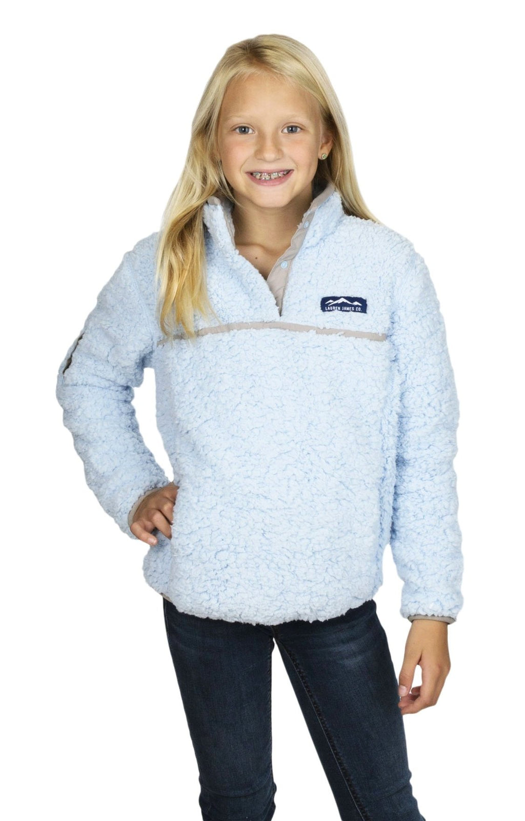 Lauren James Youth Alpine Pullover