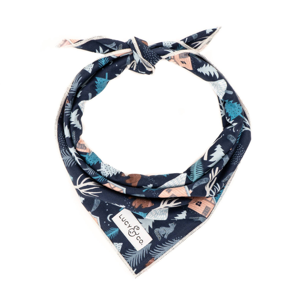 Into the Wild Dog Bandana