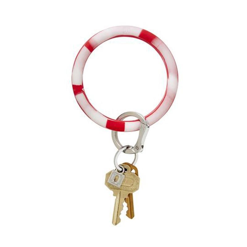 Silicone O-venture Key Ring