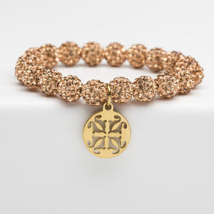 Rustic Cuff - Emerson Rose Gold