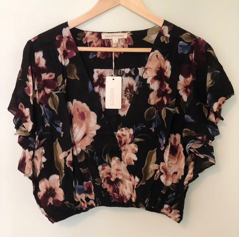 ASHLEY CROP TOP